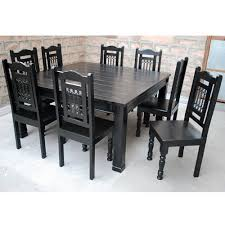 Black Square Dining Table Square Dining Table For 8 Search Furniture Pinterest
