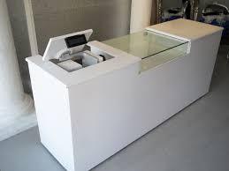 Used Salon Reception Desk For Sale by Retail Desk Prince Furniture