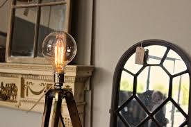 floor lamps lamp floor tripod striking photos design bronze