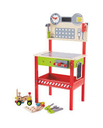 Toddler Tool Benches - little town wooden workbench u0026 tools aldi uk