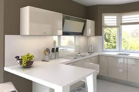 cuisine mur taupe cuisine taupe et blanc amazing enchanteur cuisine taupe et blanc
