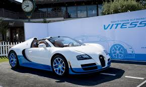 first bugatti veyron ever made special edition bugatti veyron grand sport vitesse at pebble beach