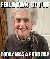 Grandma Computer Meme - good day grandma meme guy