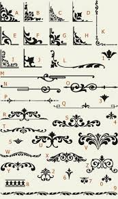 365 best ornament images on stencil patterns