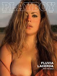fluvia lacerda becomes plus size model to the cover of