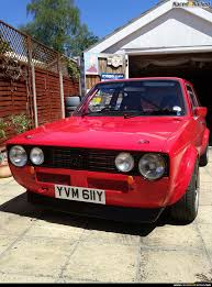 vw mk1 golf gti trackcar road legal performance u0026 trackday