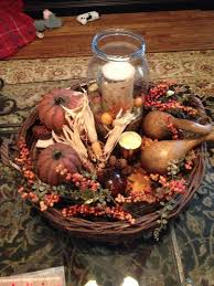 Fall Arrangements For Tables 43 Fall Coffee Table Décor Ideas Digsdigs