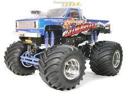 tamiya super clod buster monster truck 1 10 4x4x4 car u0026bike