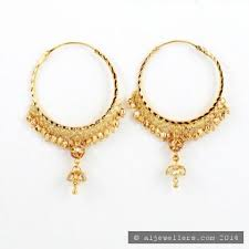 hoops earrings india 22ct indian gold hoop earrings 1 my style gold