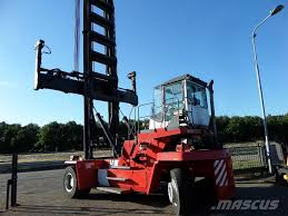 kalmar dce 80 45 e8 container handlers year of manufacture
