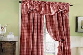 country curtains for kitchen country kitchen curtains thearmchairs