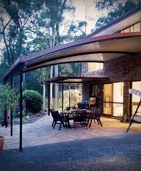 Central Coast Awnings Don U0027t Move Improve Skillion Roof Profile By Spanline Australia