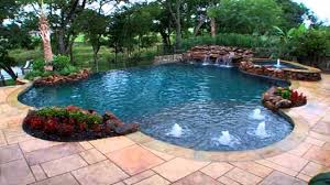 nice simple design of the intex pool landscaping can be decor with