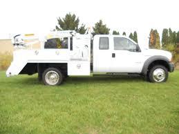 Ford Diesel Light Truck - 2005 ford f 550 4 4 diesel mechanic service truck