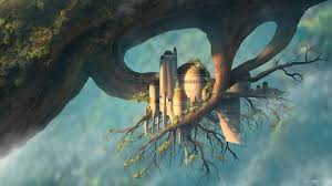 treehouse castle brainstorm by jamescombridge on deviantart