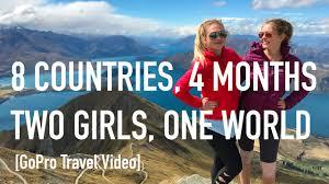 gap year gopro around the world travel 2016 2017