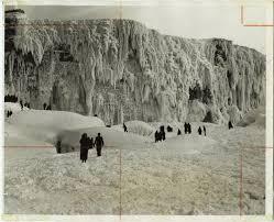 plain truth niagara falls froze