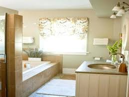 bathroom curtain ideas for windows bath window curtains teawing co
