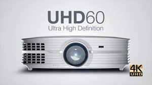 best inexpensive home theater projector optoma uhd60 affordable 4k ultra hd projector for home theater