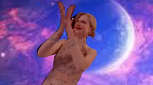 Clapping Meme - nicole kidman clapping shooting stars meme youtube