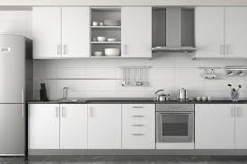 les meubles de cuisine installer des meubles hauts dans une cuisine