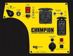 champion power equipment 100233 3400 watt rv ready portable