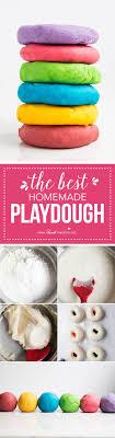 printable playdough recipes the best homemade playdough recipe i heart naptime