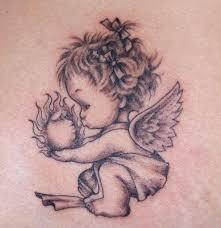 baby tattoos design ideas