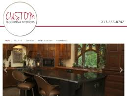 custom flooring and interior home decor interiors chaign il