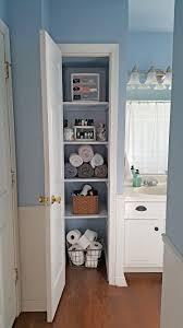 linen closet organized linen closet