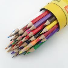 good quality 12 18 color pencil colour paint color drawing set