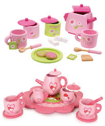 puppenküche teeservice rosa fliegenpilz holz kaffeeservice puppen küche pilz