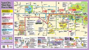 Bus Route Map Bus Pass