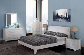 bedroom paint ideas blue and brown interior design