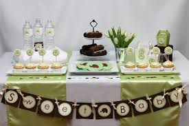 elephant baby shower ideas photo modern baby shower party image