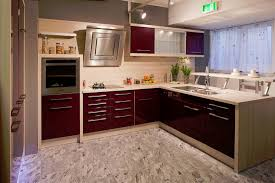 d馗oration de cuisine moderne décor platre pour cuisine 6 indogate couleur meuble de cuisine