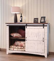 Barn Doors And More by Trends We Love Barn Door Consoles U2013 A Style All Your Own