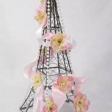 eiffel tower centerpieces shop bridal shower on wanelo