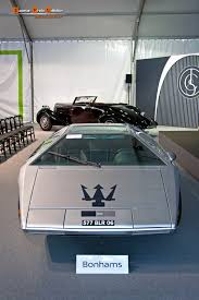 1972 maserati boomerang the chantilly sale 2015