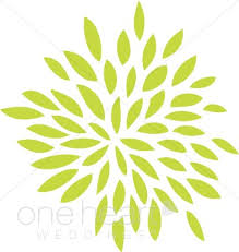 Lime Green Flowers - flower clipart flower accents flower graphics the printable