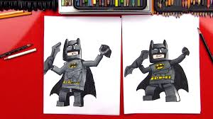 draw lego batman sya art kids hub