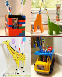ideas for creating easy to use and cheerful bathroom for kids