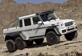 G Wagon 6x6 Interior Mercedes G63 Amg 63 6x6