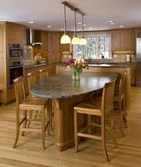 eat in kitchen floor plans cool cromed bar stools wooden dining