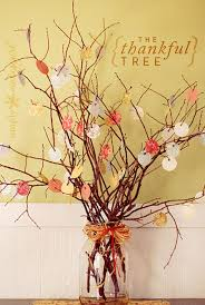 Twig Tree Home Decorating Fall Craft Ideas For The Home 7 Fun Projects