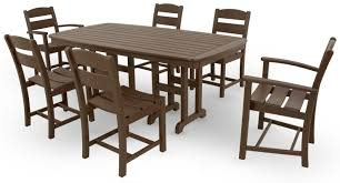 ivy terrace ivy terrace 7 piece dining set u0026 reviews wayfair