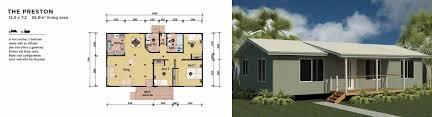 3 bedroom manufactured modular homes design plans