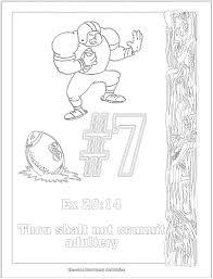 Ten Commandments Worksheets For Kids Printable Coloring Pages 10 Commandments Free Coloring Pages Of