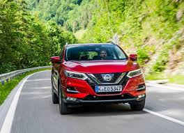 nissan qashqai visia finance first look facelifted nissan qashqai cars co za