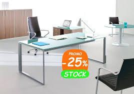 bureau direction verre bureau verre pas cher table d 39 ordinateur blanche en verre